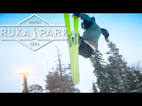 Polar WHISPER at Ruka Park | DeadLine Prod