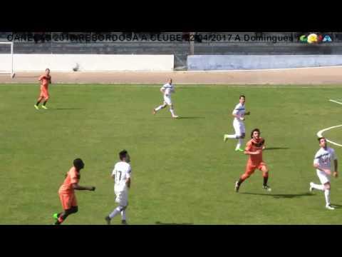 CANELAS 2010 -  REBORDOSA A.CLUBE  1 A  0 --22 / 04 / 2017