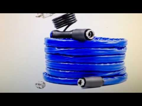 Camco 22911 25 Taste Pure Heated Drinking Water Hose Youtube