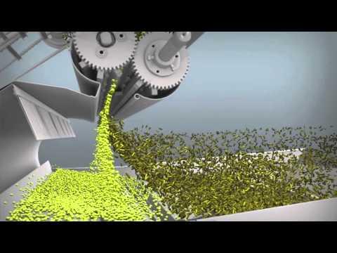 The Progressive Processor - Gleaner Animation