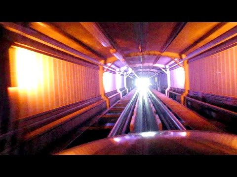 Xpress: Platform 13 front seat on-ride HD POV Walibi Holland