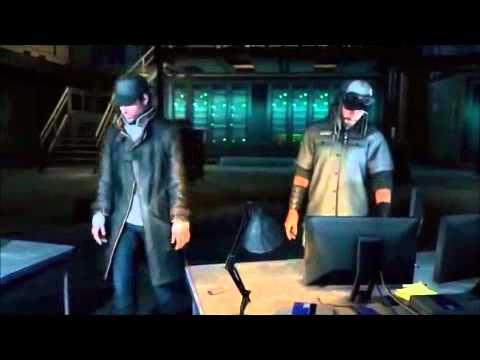 Gost - Cursed featured in Watch Dogs.