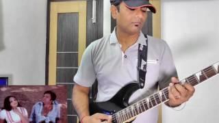 Dil Kya Kare .............. On Electric Guitar
