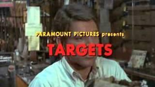 Targets [1968] Trailer