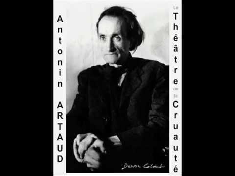 "Antonin Artaud - ""J"
