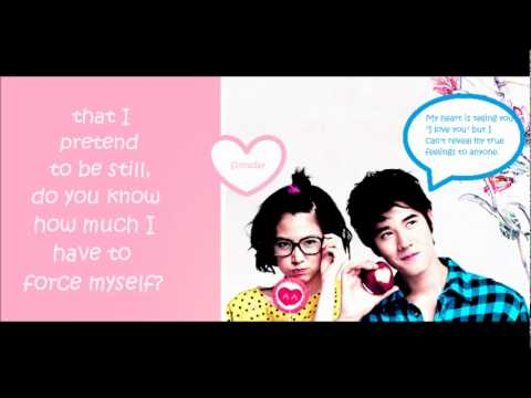 A Crazy Little Thing Called Love OST - Someday (English Lyrics On Screen)