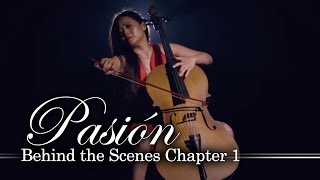 Pasión Behind the Scenes Ch.1 | Cassadó Suite for Cello Solo