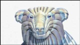 Bjork-hunter videoclip (long)(HQ)