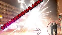 SILVESTER 2020 RAKETEN KRIEG STRASSENSCHLACHT EXPLOSION UNBEDINGT ANSEHEN