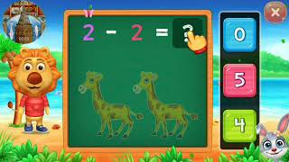 For Kids: Addition and Subtraction, Science games, Preschool and Kindergarten Activities kids educ