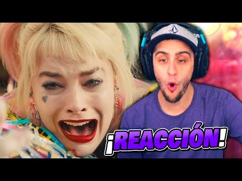 ¡ADIOS JOKER LETO! 🤡 BIRDS OF PREY Trailer Reacción ✨