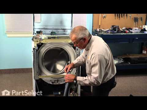 how to open aeg mini front loading washer