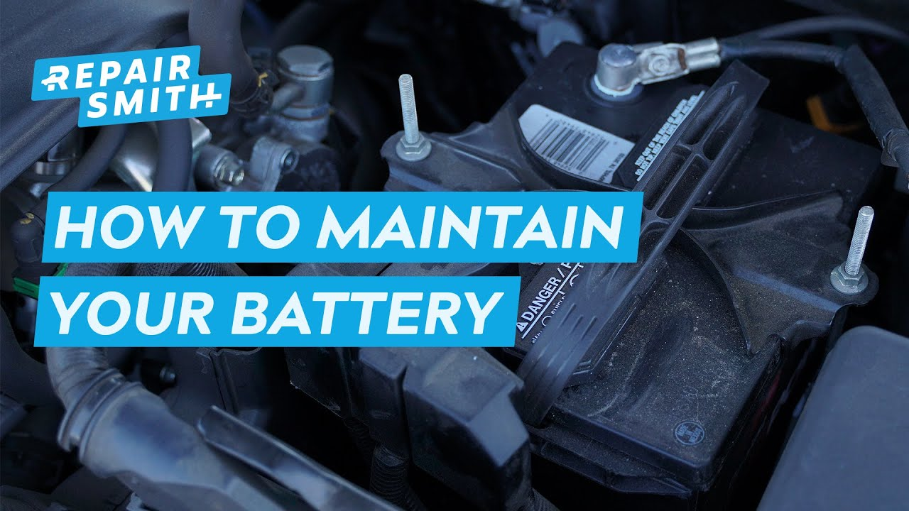 Car Battery 101 Everything You Need To Know Repairsmith