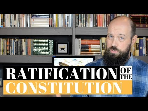 On The Ratification Of The Constitution