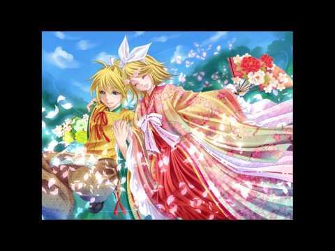 【Kagamine Len/Rin V4X】Senbonzakura (Hanatan remix)【Vocaloid cover】
