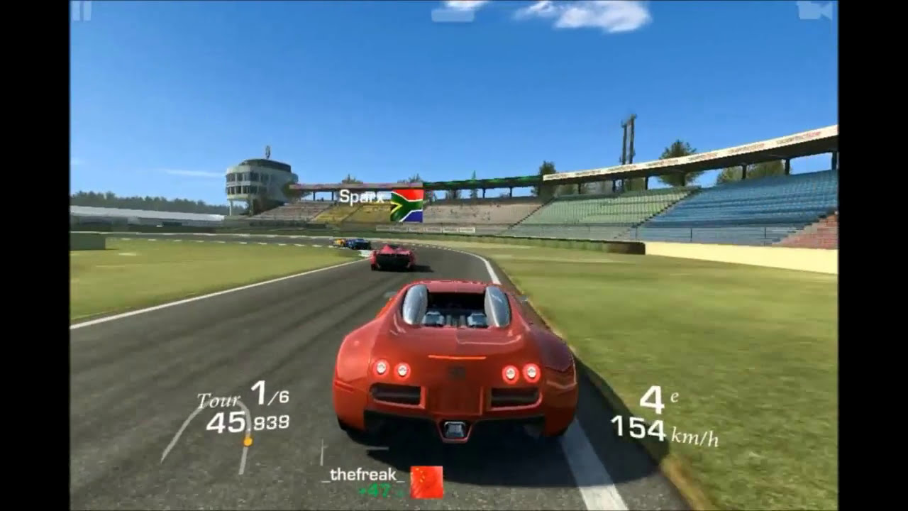 real racing 3 bugatti veyron 16 4 apple iphone gameplay hd youtube. Black Bedroom Furniture Sets. Home Design Ideas