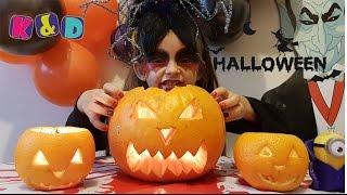 Halloween образ вампира