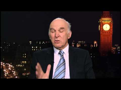 Vince Cable: 4G auction estimate not 'sleight of hand'