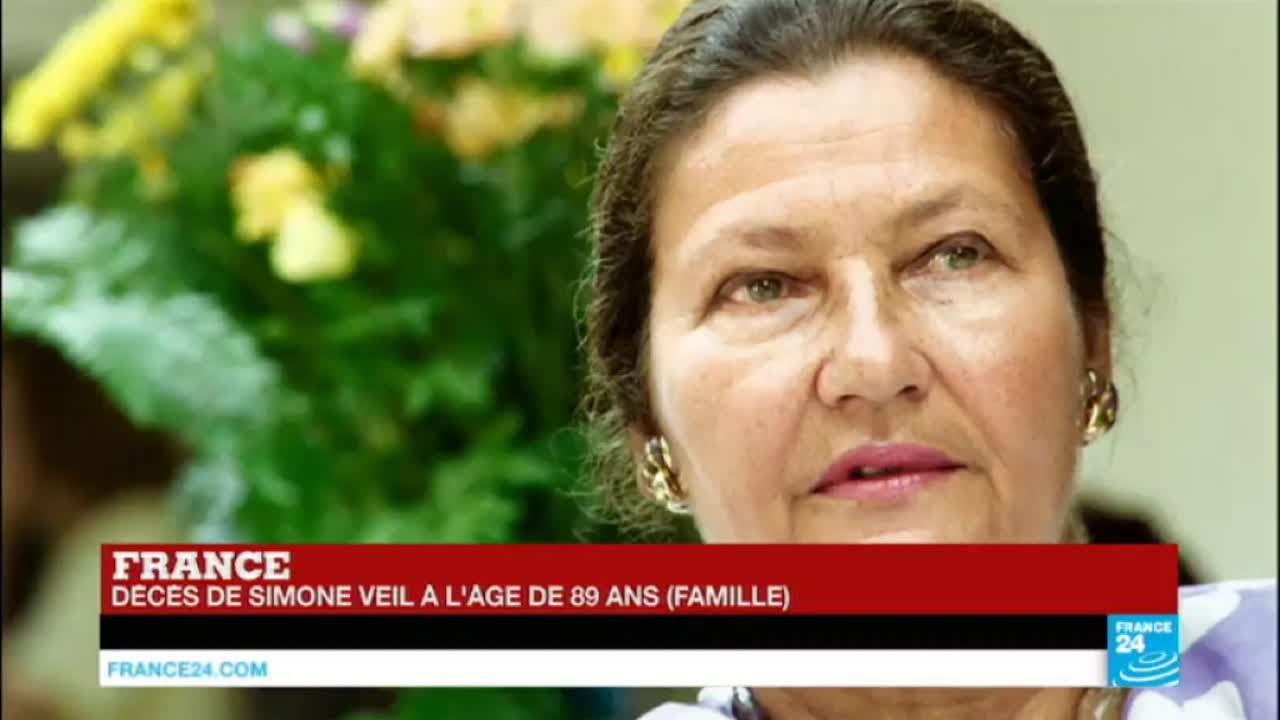 Simone Veil, figure du féminisme, est décédée