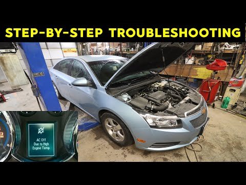 How To Fully Troubleshoot P00B7 On Chevy Cruze
