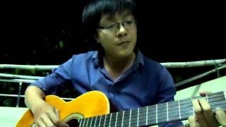 Quên-Nguyễn An. guitar cover by Đương Lê