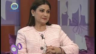 اللقاء التلفزيوني الاول عن توقعات ابراج ٢٠١٩  مع Carmen Chammas