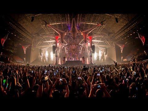 Qlimax 2017 | Official Q-dance Anthem Show | Wildstylez - Temple of Light