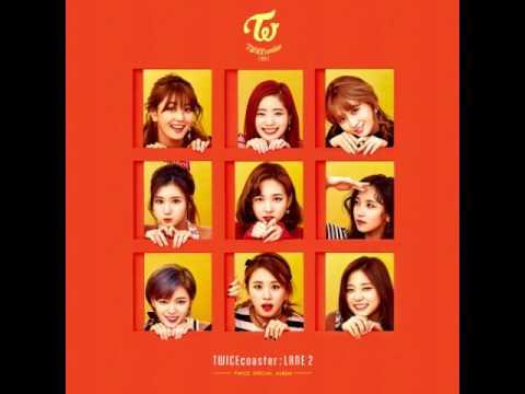 [MP3/DL][Album] TWICE – TWICEcoaster : LANE 2 (MP3)