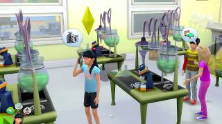 Bully At School !  Fairy Family SIMS 4 Game Let's Play  Video Part 46