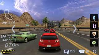 Crazy Racer 3D Part 2 - GamePaly Android Offline - Mat Beng TV Games