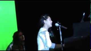 """AVE MARIA"" performed by Elisha Soronio"