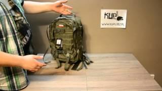 WISPORT - Plecak SPARROW 30 II wersja 2 RAL 7013 - www.kupujez.pl