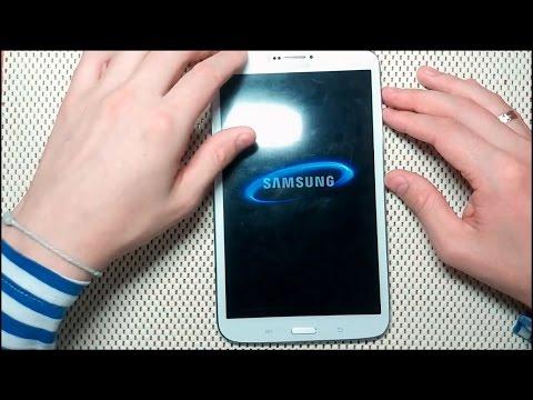 Сброс настроек Samsung Galaxy Tab 3 8.0 (SM-T311) через Recovery