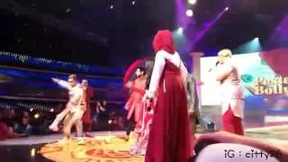 Pesta Bollywood Ranveer Ishani (shakti Radhika)  Belajar Tari