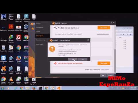 como activar secureline vpn avast