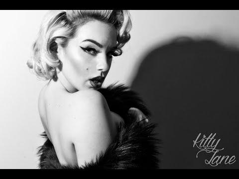 Marilyn Monroe Hair Tutorial Youtube