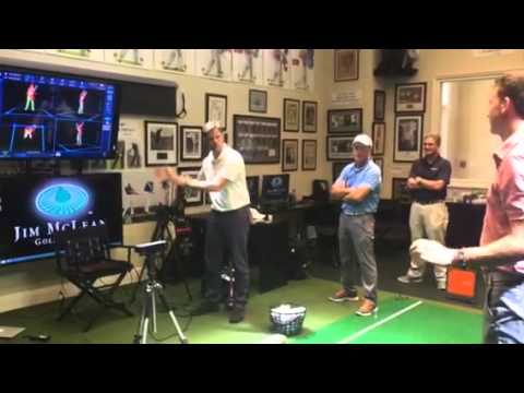 BodiTrak Sports Swinguru Posture App Jim McLean School