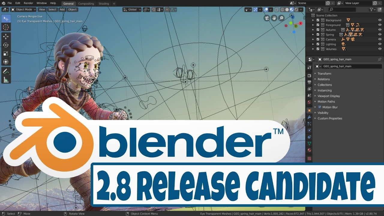All posts tagged 'blender'
