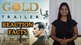 Gold Trailer Reaction Facts   Akshay Kumar With Mouni Roy   Trailer Review    Bollywood Tashan