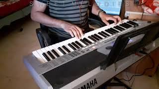 Kyon ki itna pyaar tumko - Instrumental on keyboard