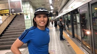 Racing The Seoul Metropolitan Subway...ON FOOT!!