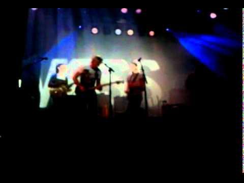 Moss Intro + 1e song De Kade Zaandam