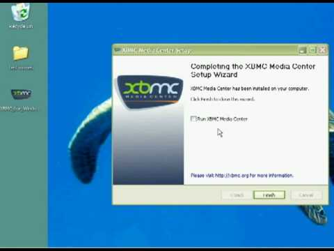 XBMC Tutorial 1: Installation on a PC