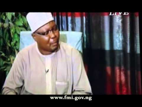 Presidential Media Chat with President Goodluck Jonathan