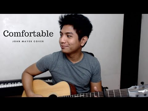 Comfortable - John Mayer cover