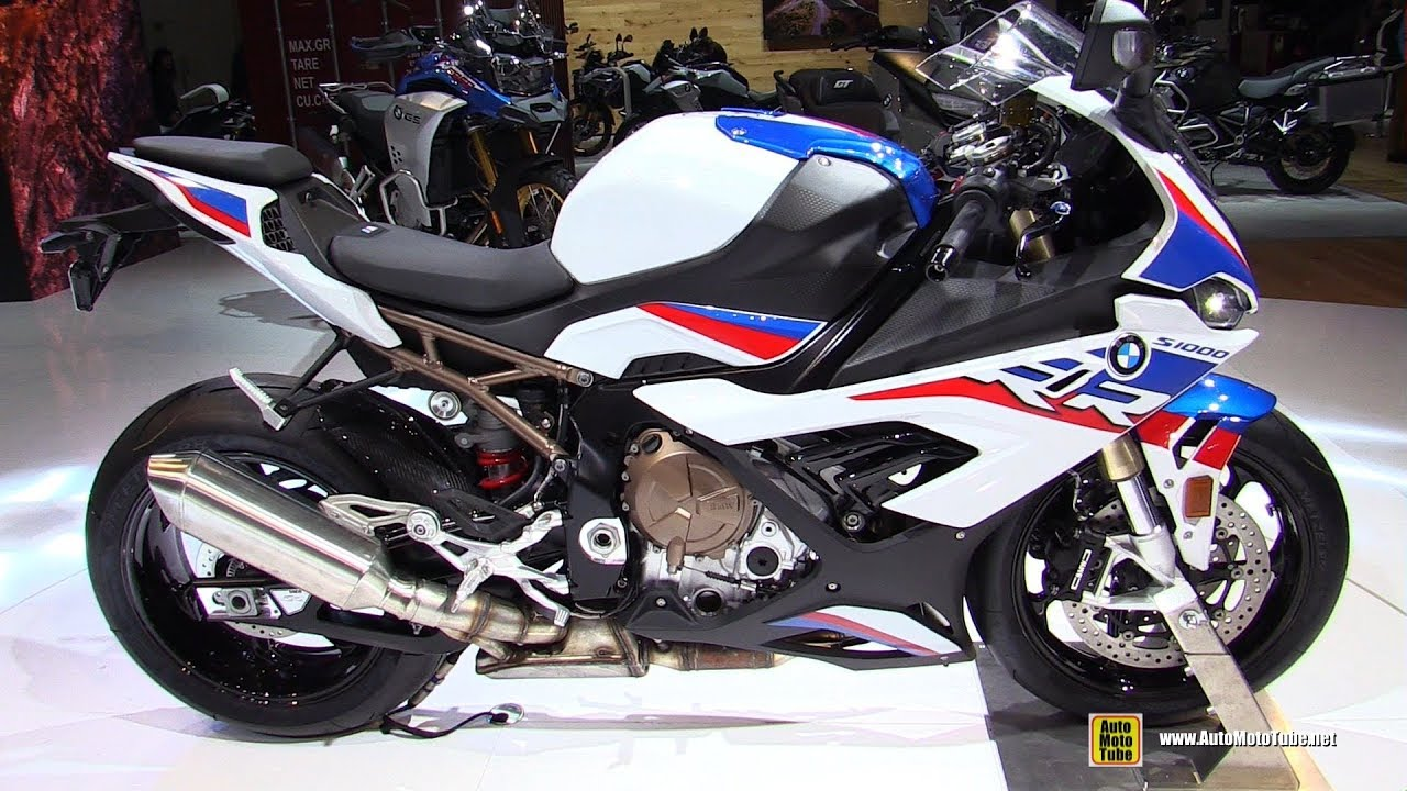 2019 Bmw S1000rr Walkaround Debut At 2018 Eicma Milan Youtube