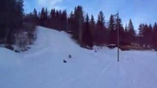 Extrem Snow Bobbing