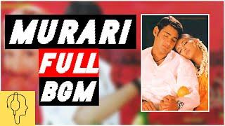 Murari 🎶 BGM 🎶 2001 🎶 Mani Sharma