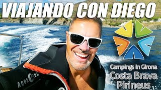 Campings Girona en Viajando con Diego - Campingsingirona.com