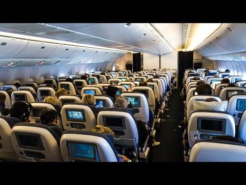 [TRIPREPORT] LHR-JFK • Boeing 777-200ER • British Airways Economy Class
